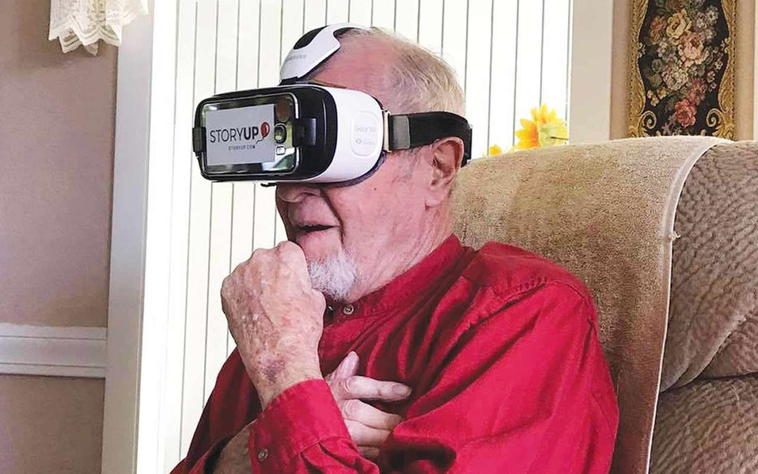 New Tech Ideas for Aging Well
