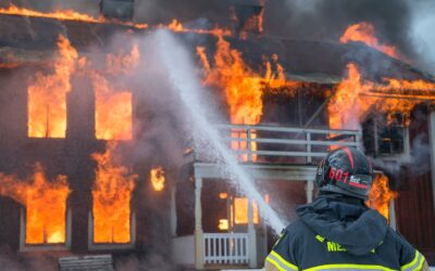 Aging in the Right Place: Fire prevention should be part of the plan