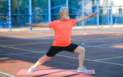 How to help elderly people become more active
